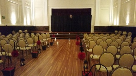 The Grand Ballroom at Centralia Square.